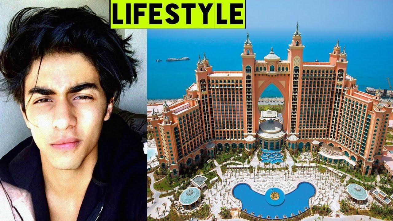 Aryan Khan's Lifestyle ★ 2018