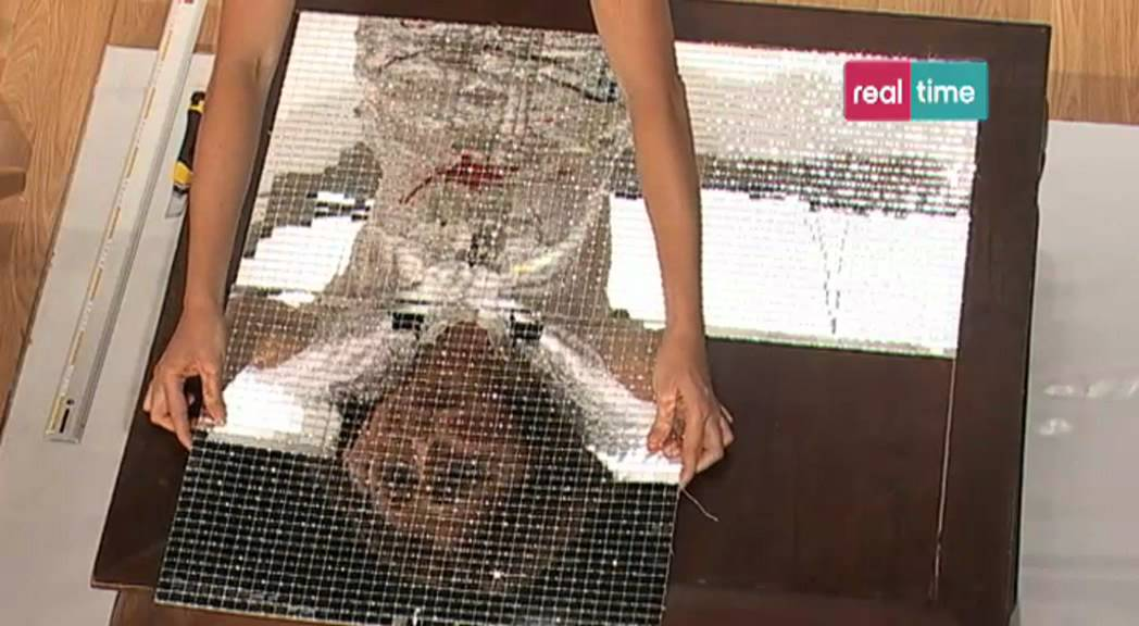 Tavolo Esterno Con Piastrelle : Paint your life tavolo con mosaico youtube
