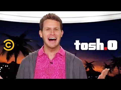 Is Tosh Ready To Rumble? - Tosh.0