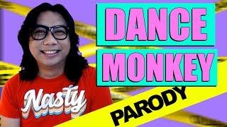 Download DANCE MONKEY PARODY by SIR REX