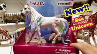 Schleich Bayala SIRENA guida su unicorno Mare Figura