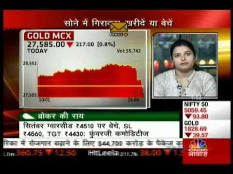 commodity tips by Rupa mehta on CNBC