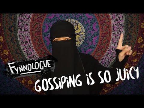 GOSSIPING IS SO JUICY   FYNNOLOGUE #9