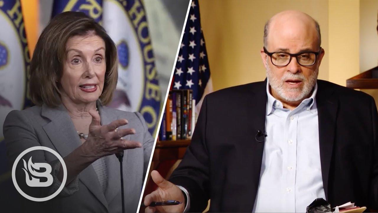Mark Levin on Crazy Nancy Pelosi's Tyranny