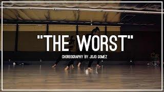 jhené aiko the worst choreography by jojo gomez