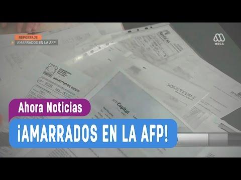 Amarrados en la AFP - Ahora Noticias