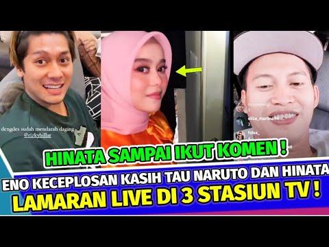Terbongkar! Live Ig Barusan Eno Keceplosan Kasih Tau Lamaran Rizky Billar Ke Lesti Live Di TV!