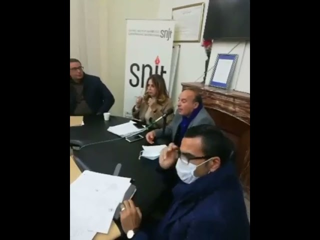 مؤتمر صحفي: مداخلة مكتب الاعلام للجامعة البهائية على اثر الفتوى الصادرة في حق البهائيين بتونس