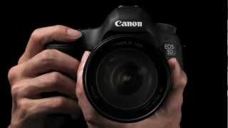 EOS 5D Mark III Walkaround COOL!