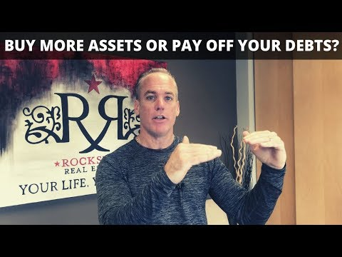 Do You Buy More Assets or Pay Off Your Debts?