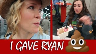 I Pranked How Farms Work at the National Farm Machinery Show -- It BACKFIRED!