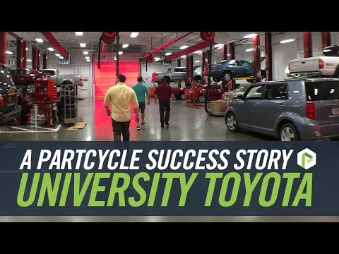 """Says Owen Kilmury, Fixed Operations Director for the University Auto Family. """"PartCycle allows a dealership to retain a customer that we otherwise would have lost due to the price of certain new parts. The customer gets a quality part, at a fraction of the price, and the dealership retains a customer that otherwise would have been lost."""""""