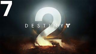 Destiny 2 #7 - Odpływ (Gameplay PL Zagrajmy)