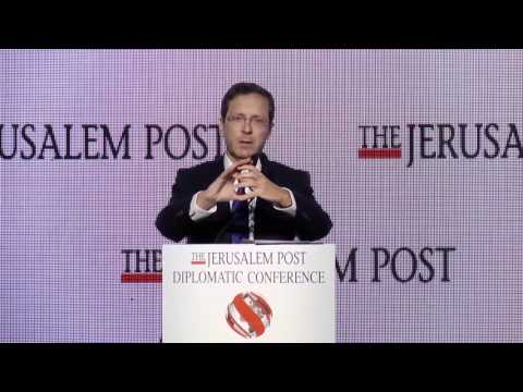 Jerusalem Post Diplomatic Conference: Isaac Herzog