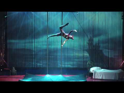 """Aurelie Brua """"Le Cirque with the World's Top Performers"""""""