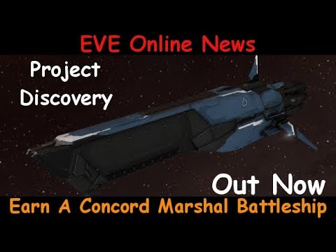 Earn A Concord Mashal Battleship Now In EVE Online Project Discovery Planet Hunting - Game News