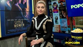 Florence Pugh on 'Little Women', working with Greta Gerwig