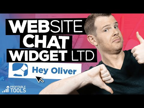 Hey Oliver Review - Add Chat To Your Website