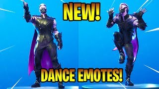 NEW! SANCTUM SKIN WITH DANCE EMOTES! Fortnite Battle Royale