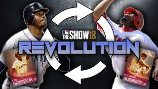 WE GOT 2 IMMORTALS! Revolution Ep. 15! MLB The Show 18 Diamond Dynasty