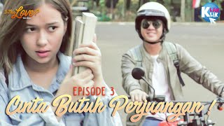Video IS THIS LOVE | PART 3 : CINTA BUTUH PERJUANGAN! download MP3, 3GP, MP4, WEBM, AVI, FLV Oktober 2018