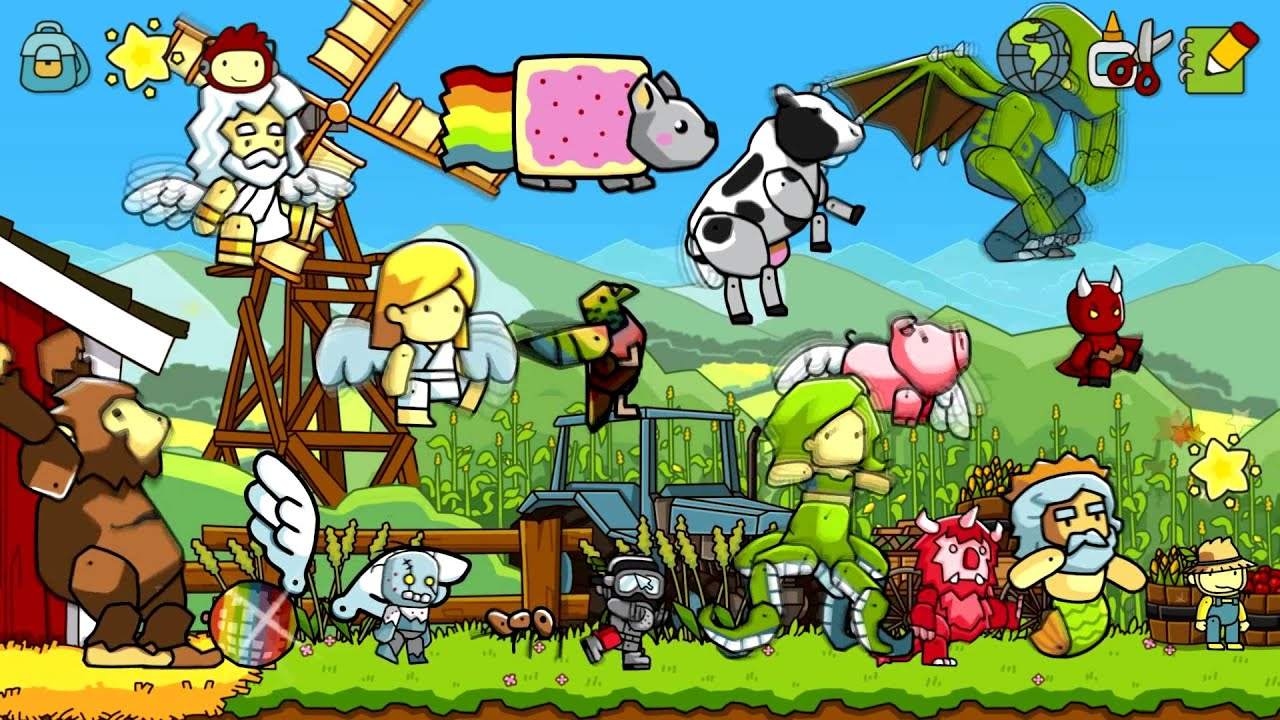 how to get scribblenauts unlimited for free on steam