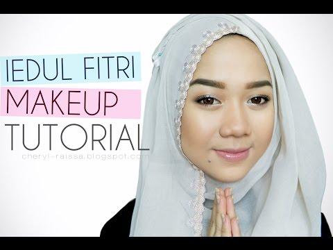 Makeup Tutorial Hari Raya Idul Fitri