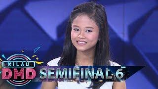 Wow! Ketika Amanda Tampil, Penonton Langsung Bersorak Sorai! - Semifinal Kilau DMD (6/4)