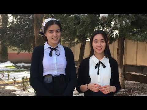 Tajik Language Week