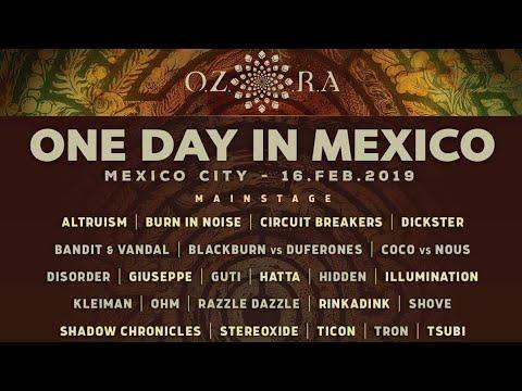 TICON Ozora Festival One Day In México