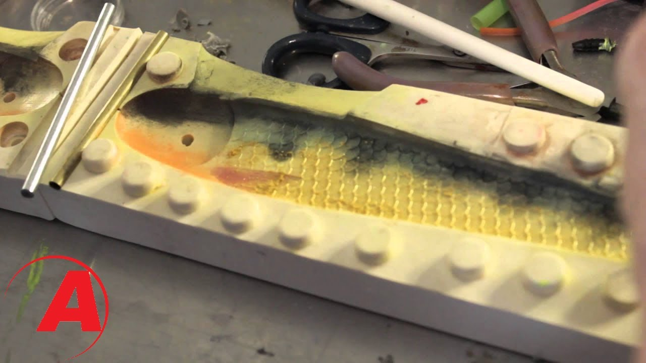 dusting a soft plastic lure - youtube, Soft Baits