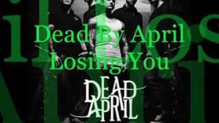 3 Dead By April Losing You CD Q Lyrics