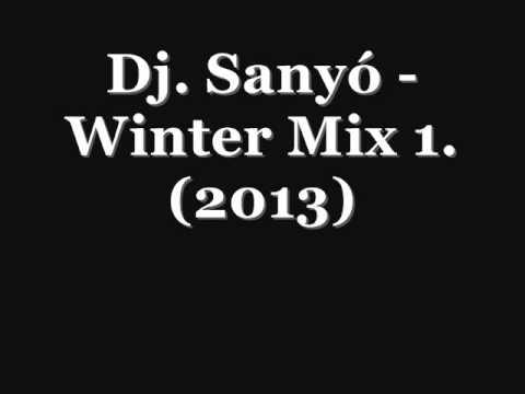 Dj. Sanyó - Winter Mix 1. (2013)