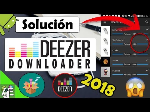 DEFINITIVE SOLUTION to DEEZER DOWNLOADER 2018 - Download SONGS AT 320 Kbps - APRIL