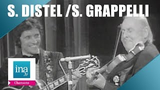 "Stéphane Grappelli et Sacha Distel ""Sweet Georgia Brown"" (live officiel) 