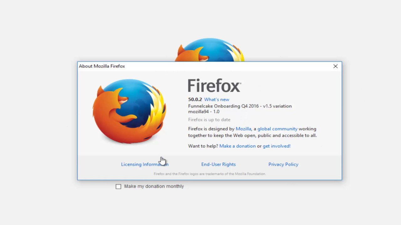 How To Manually Update Mozilla Firefox