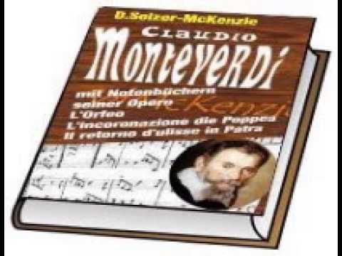 Opera L'incoronazione di Poppea von Monteverdi