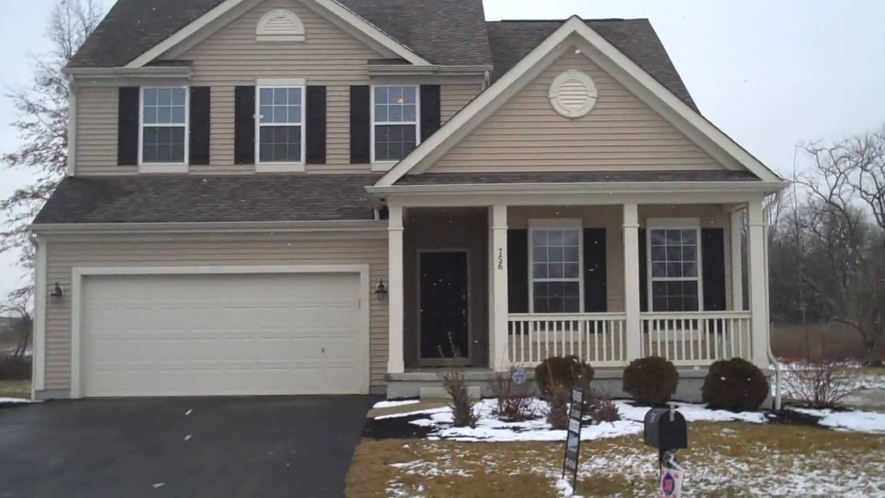 Beautiful 4 bedroom home for rent in westerville oh youtube for 4 bedroom house pictures