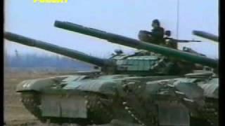TWARDY PT-91 polish tank, polski czołg