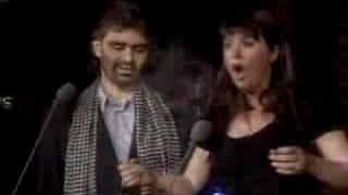 Por Ti Volaré - Andrea Bocelli y Sarah Brightman (Time to Say Goodbye- Con Te Partirò)