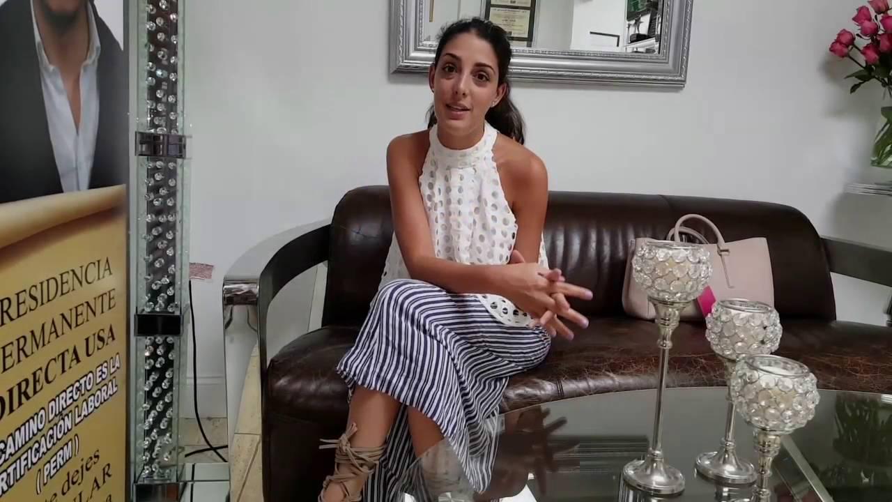 Testimonio Certificación Andrea Martínez