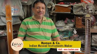 Hemen & Co. I Indian Musical Instruments