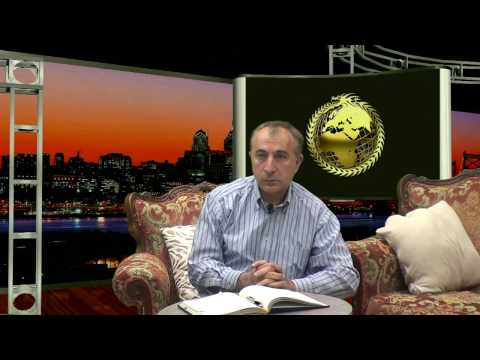 GEOPOLITICAL TV | Eduard Enfiajyan & Vahan Badasyan