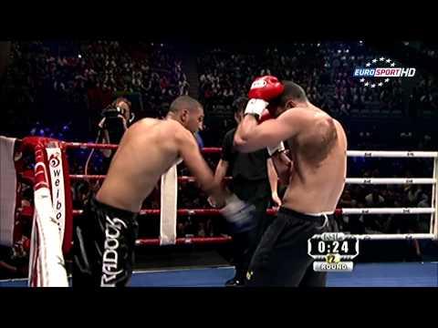 Badr Hari vs. Anderson