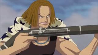 Shanks stops the war English Dubbed