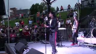 2014 Rockin On The River Troy, New York with Who