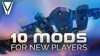 10 Mods for New Players [Space Engineers]