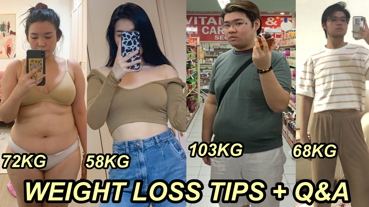 WEIGHT LOSS TIPS + How Kingzie Lost 80 POUNDS! | Toni Sia