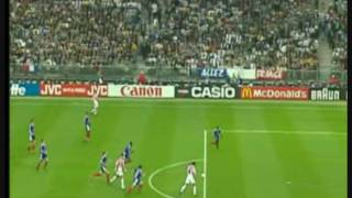 France Croatie Thuram Paranormal