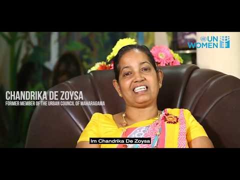Promoting Women's Political Participation in Sri Lanka
